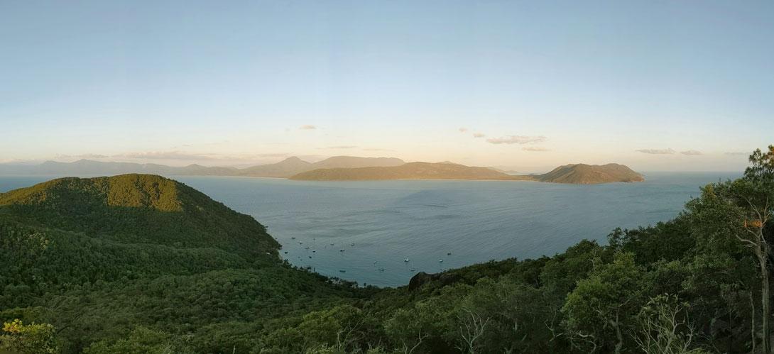 Fitzroy Island Cairns Histoire Randonee