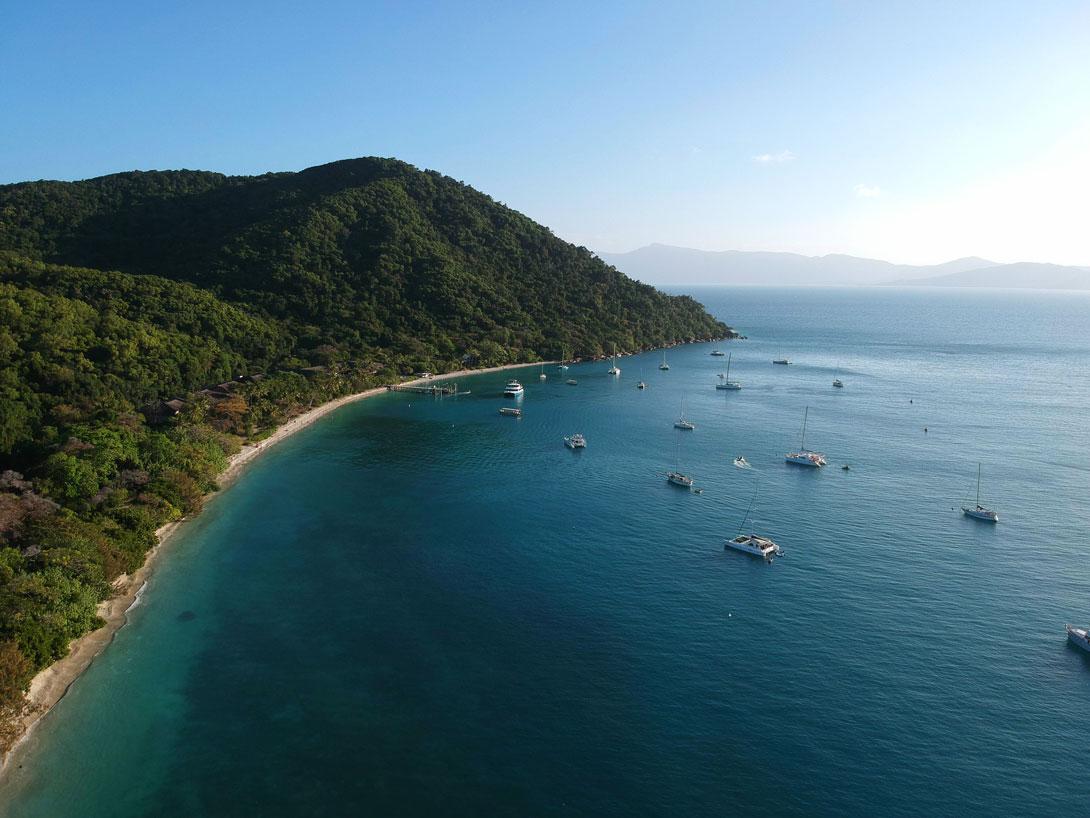 Fitzroy Island Welcome Bay Matin