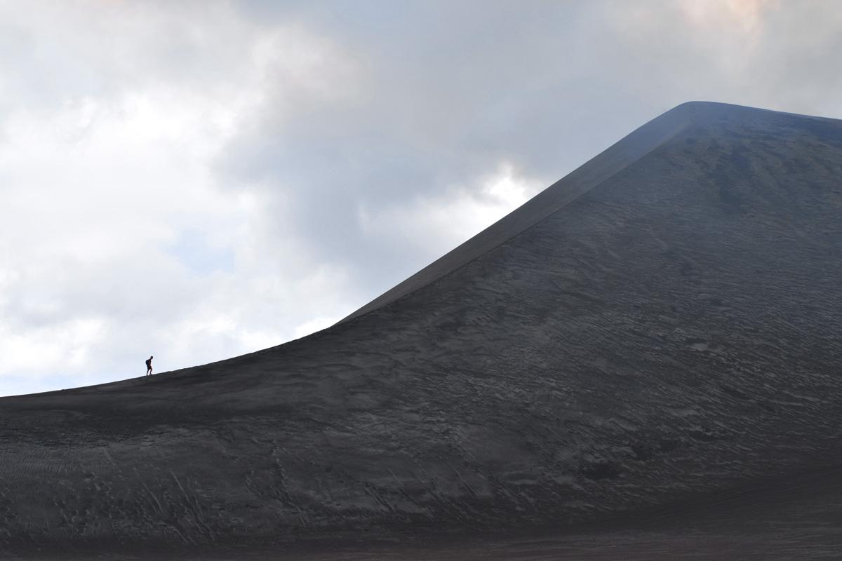 Mont Yasur Ash Plains Tanna
