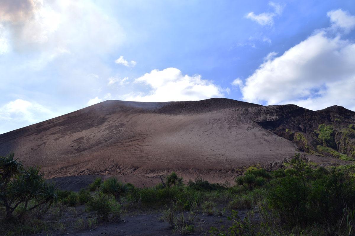 Mont Yasur Ash Plain