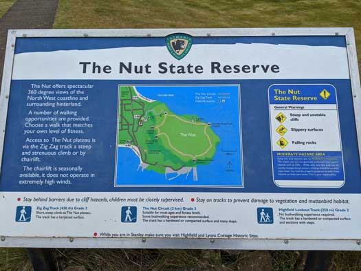Plan de la réserve naturelle de la noisette, the Nut